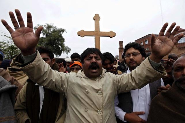 pakistan cristiani