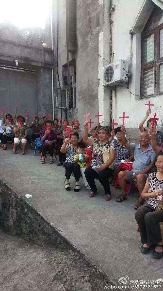 cina-cristiani-croce-weibo