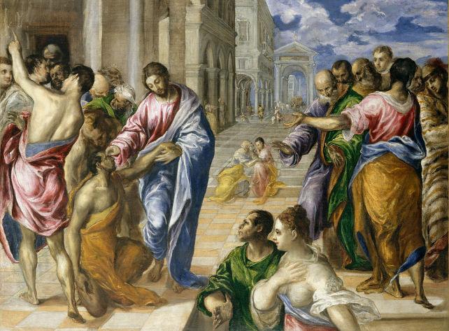 el-greco-cristo-guarigione-cieco-wikimedia