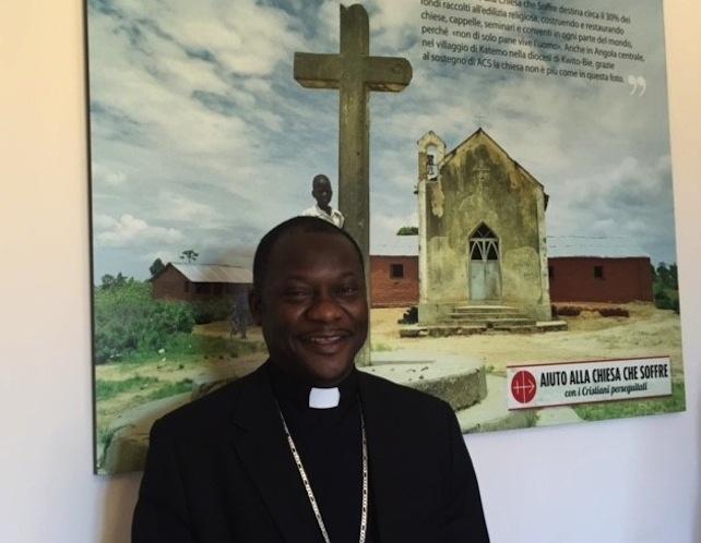 monsignor Cyr-Nestor Yapaupa