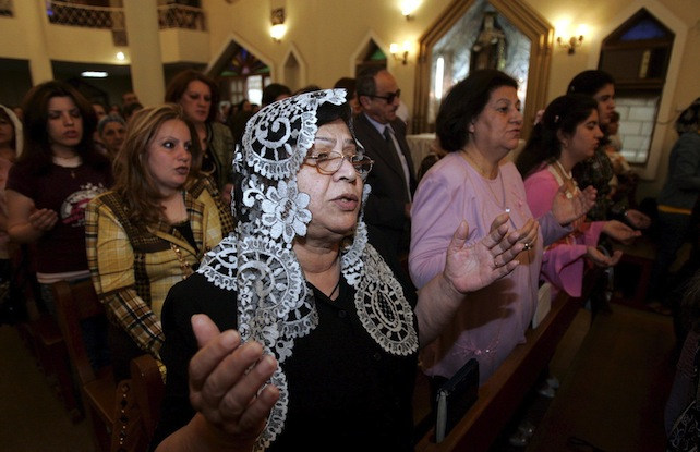 cristiani-iraq-ansa1