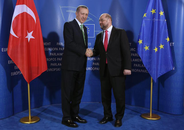 erdogan-schulz-ue-turchia-europa-ansa