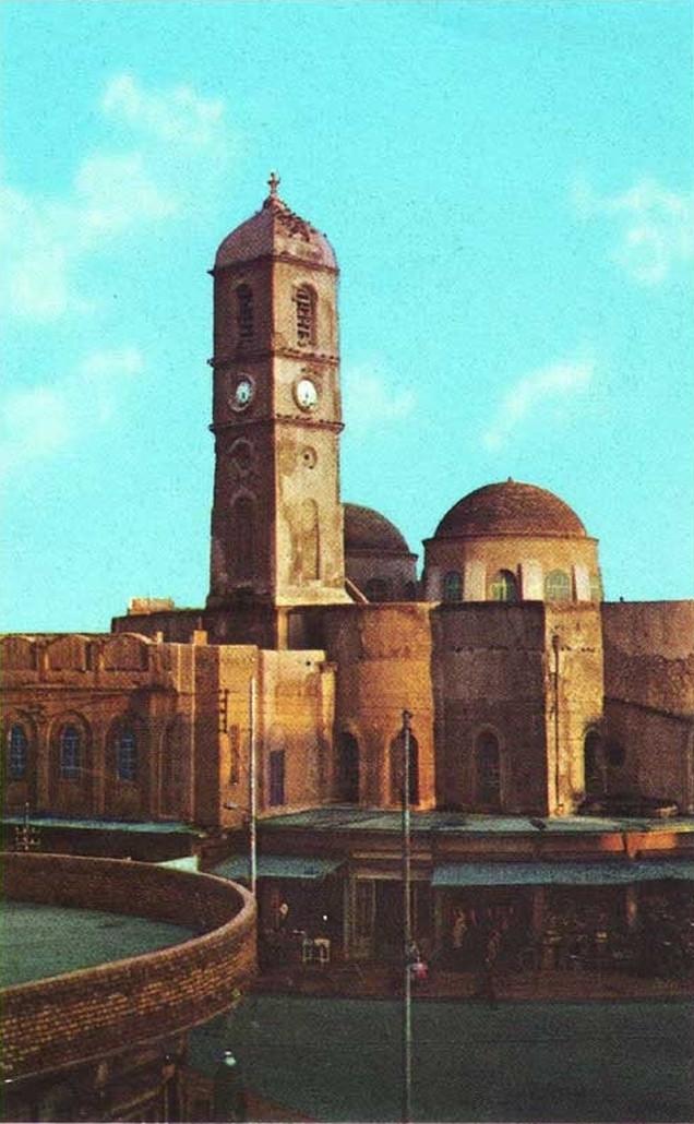 iraq-chiesa-orologio-mosul-wikimedia
