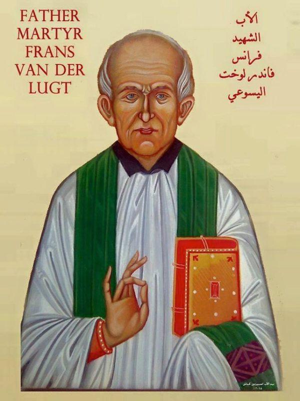 padre Frans icona