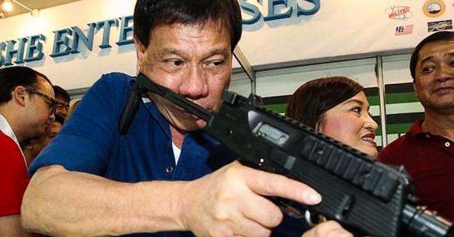 Duterte-armi