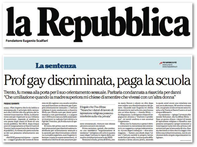 prof-gay-discriminata-repubblica