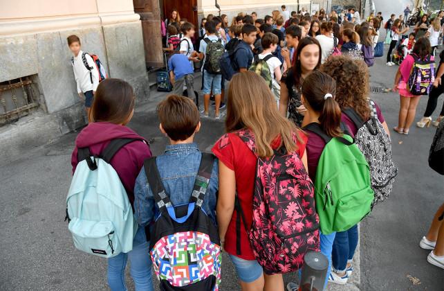 scuola-primo-giorno-ansa