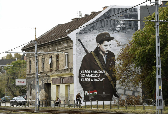ungheria-budapest-1956-rivoluzione-anniversario-2016-ansa