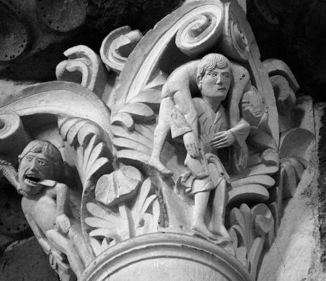 capitello-basilica-vezelay