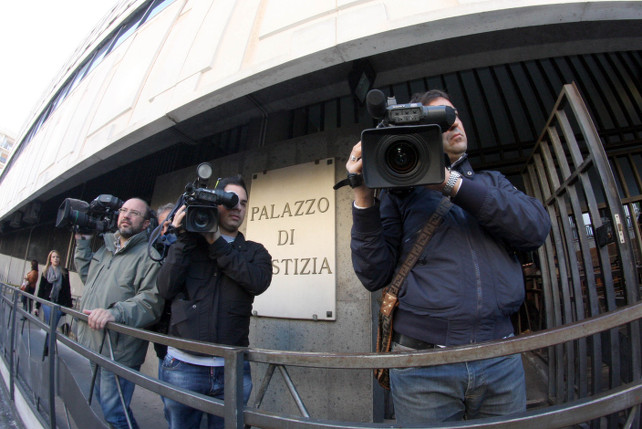 giustizia-giornalismo-telecamere-ansa
