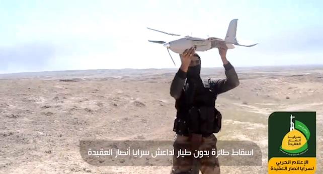 droni-isis