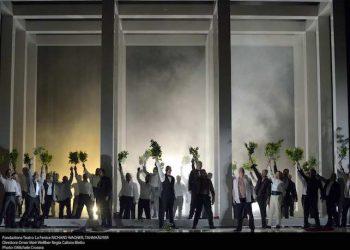 Fondazione Teatro La Fenice RICHARD WAGNER, TANNHÄUSER Direttore Omer Meir Wellber Regia Calixto Bieito Photo ©Michele Crosera