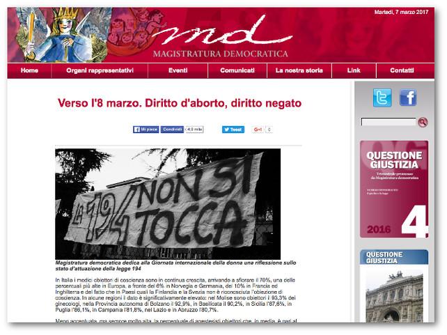 magistratura-democratica-aborto-diritto-8-marzo