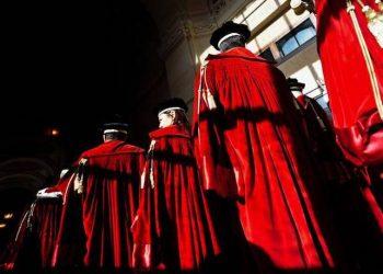 Magistrati in toga