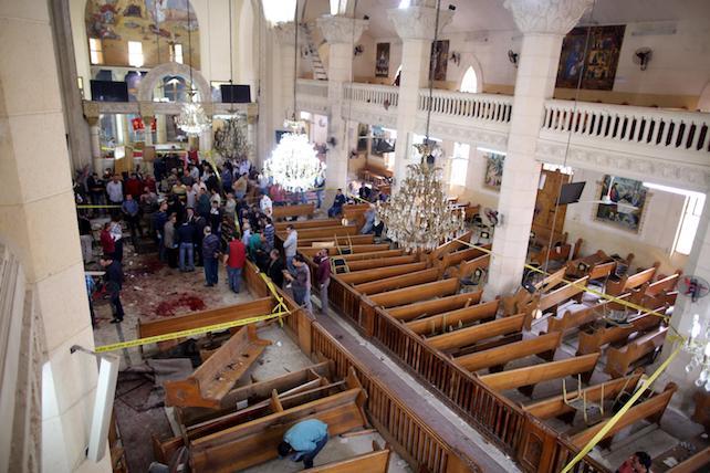 Egitto cristiani