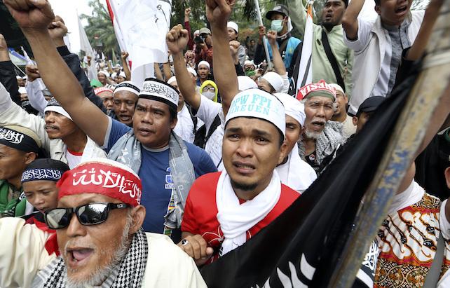 Indonesia Blasphemy