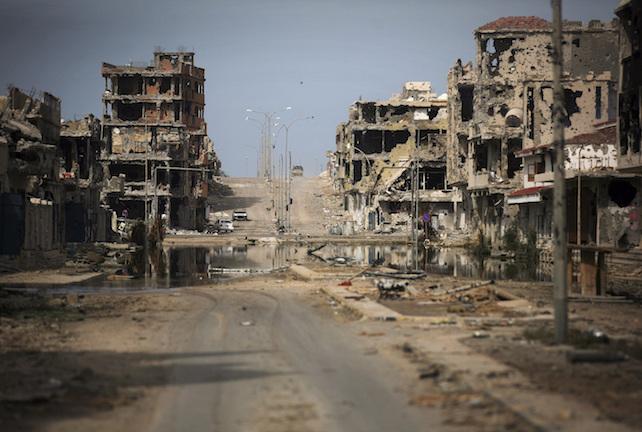 Libya A Militant's Paradise