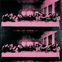 Andy Warhol - The Last Supper