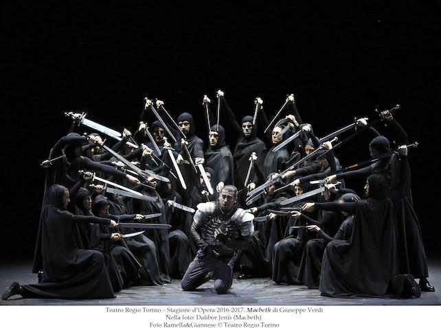 """18.06.17, Teatro Regio di Torino, Stagione 2016-2017, """"MACBETH"""" di Giuseppe Verdi, Regia Emma Dante, Dir.Orch. Gianandrea Noseda-Prova Generale -"""