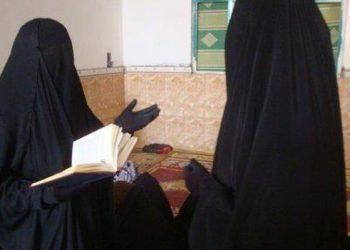 Alcune immagini tratte dal profilo Facebook di 'Fatima Az Zahra' ,Maria Giulia Sergio, la giovane di 27 anni convertita all'Islam.  +++ ATTENZIONE LA FOTO NON PUO' ESSERE PUBBLICATA O RIPRODOTTA SENZA L'AUTORIZZAZIONE DELLA FONTE DI ORIGINE CUI SI RINVIA +++