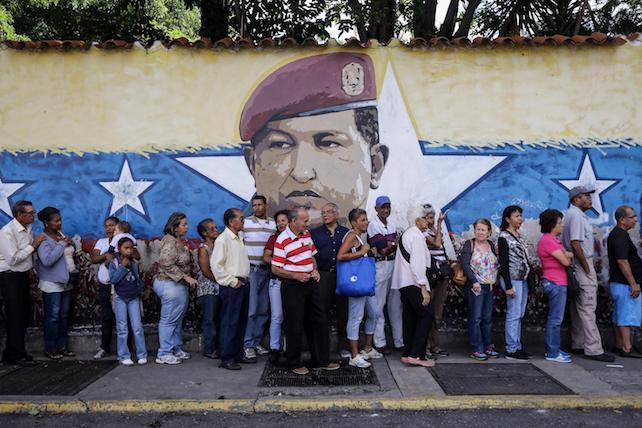 Venezuela ansa