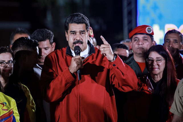 venezuela-maduro-ansa