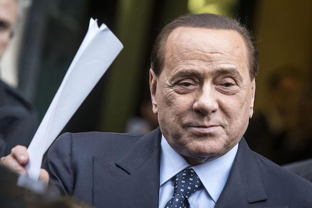 Berlusconi ansa