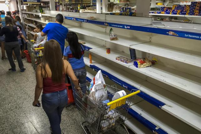 crisi-venezuela-supermercato-ansa