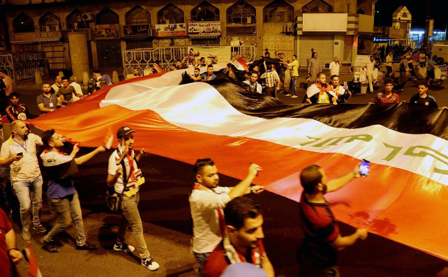 iraq-liberazione-mosul-festa-ansa