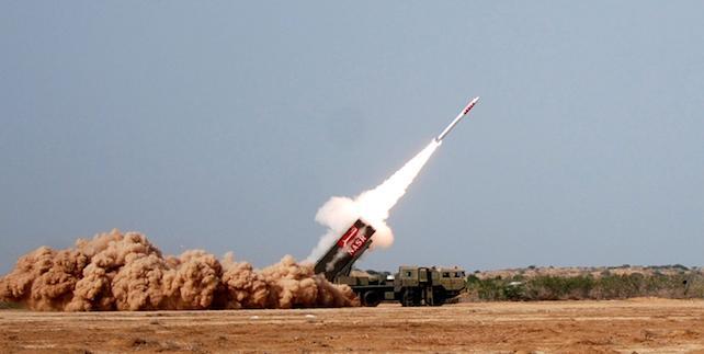 test nucleari missili ansa