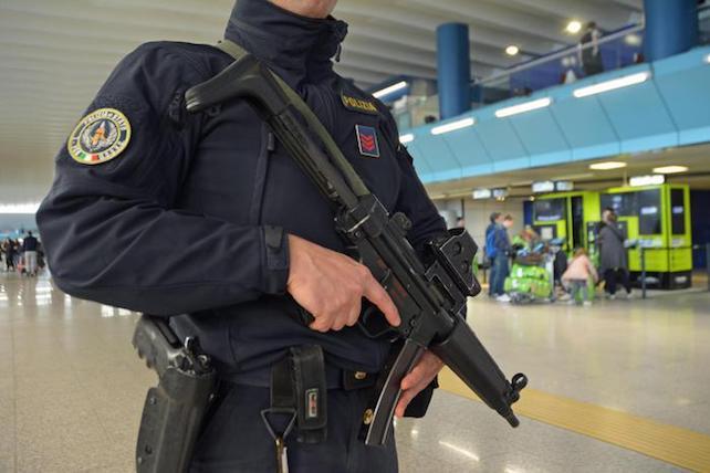 Terrorismo ansa