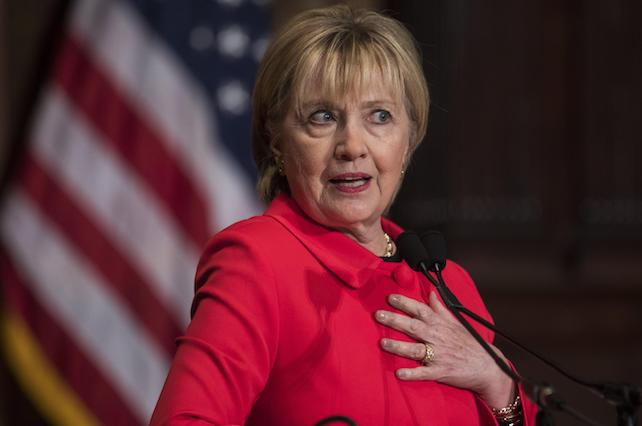 Hillary Clinton ansa