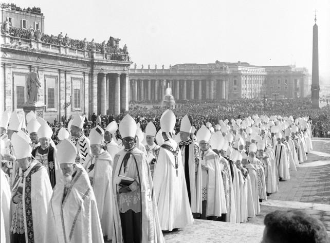 concilio-vaticano-ii-ansa