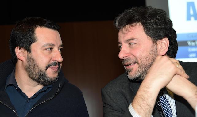 Salvini, alzo voce per presente non per futuro