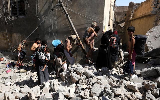 iraq ansa cristiani perseguitati