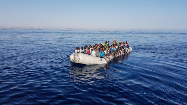migranti ansa