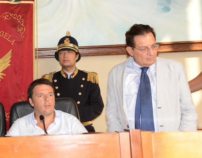 Renzi a Gela: Crocetta, visita premier Ë importante