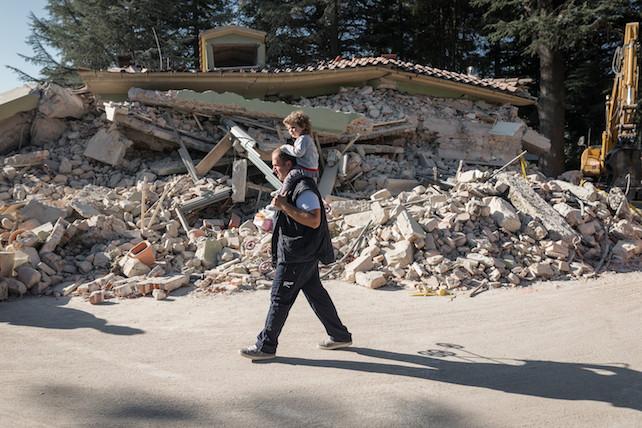 terremoto centro italia ansa
