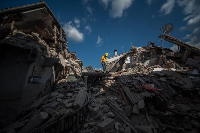 terremoto ansa