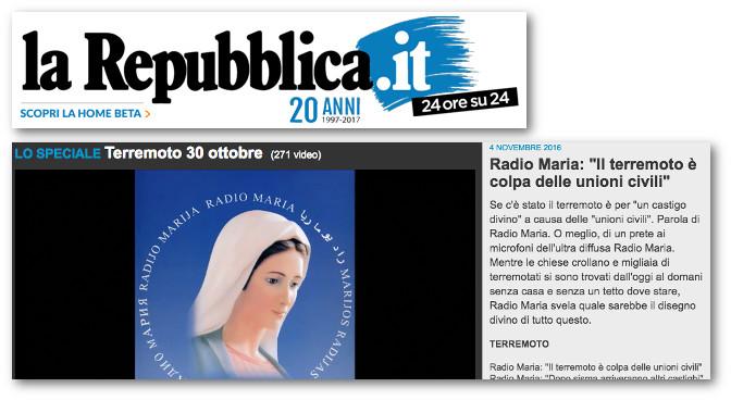 terremoto-unioni-civili-radiomaria-repubblica