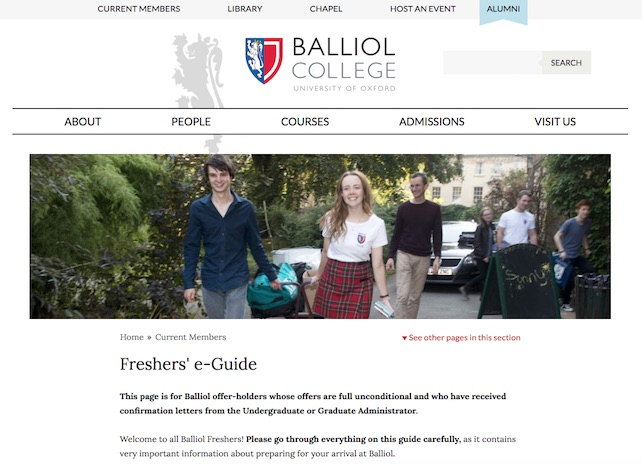 balliol-college-oxford