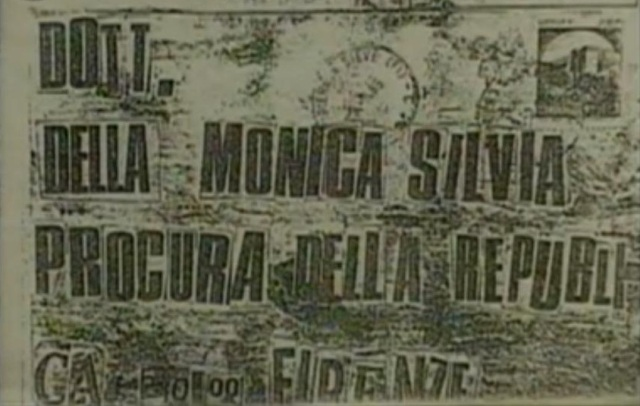 Il Mostro di Firenze è Zodiac. L'