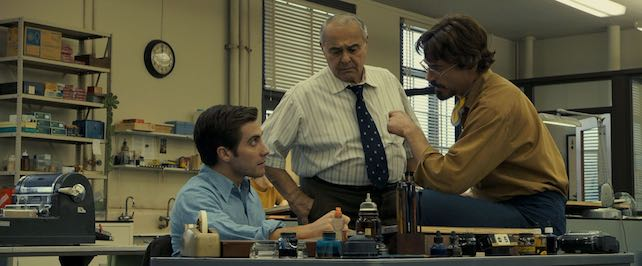 "Una immagine del film ""Zodiac"" di David Fincher (2007)"