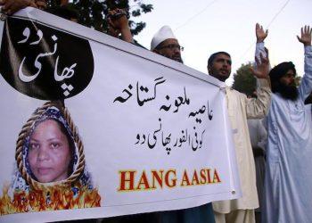 pakistan asia bibi proteste