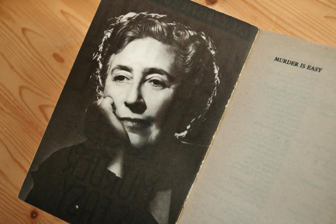 Agatha Christie (da Flickr)