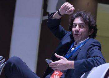 Marco Cappato durante il Congresso annuale dei Radicali, Roma, 1 novembre 2018. ANSA/MASSIMO PERCOSSI