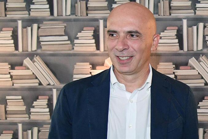 Fabrizio Salini, amministratore delegato della Rai in quota M5S