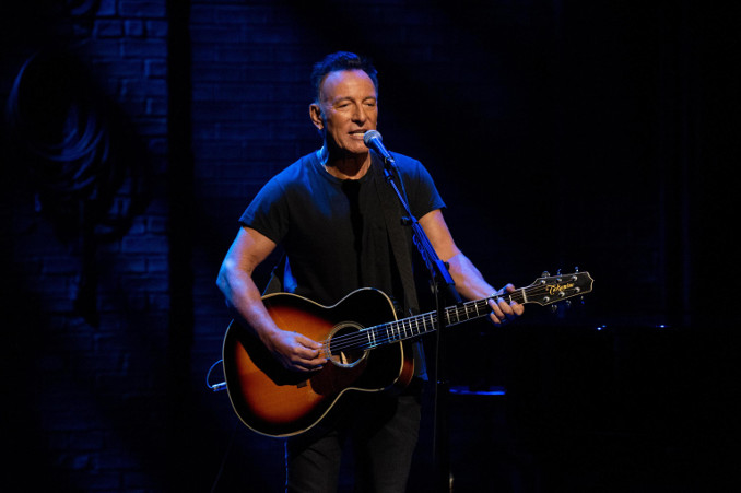 Bruce Springsteen a Broadway