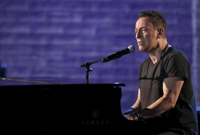Bruce Springsteen a Broadway