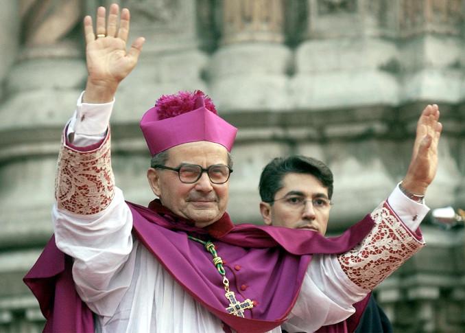 Carlo Caffarra, arcivescovo di Bologna